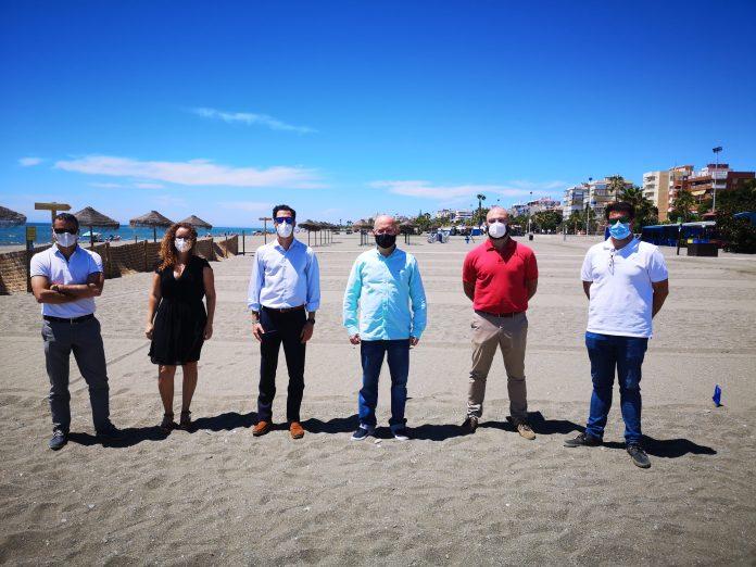 Las playas de Torre del Mar, La Caleta de Vélez y Benajarafe, primeras de España en optar al 'Safe Tourism Certified'