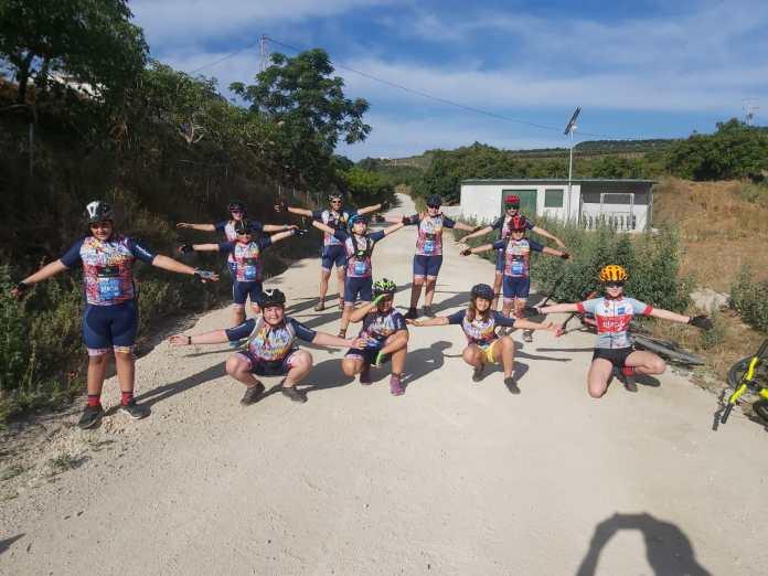 Escuela de Ciclismo Rincón Sport Team retoma sus entrenamientos