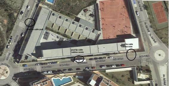 El Ayuntamiento adjudica el proyecto de ampliación del acerado en los accesos del colegio Josefina Aldecoa de Torre de Benagalbón