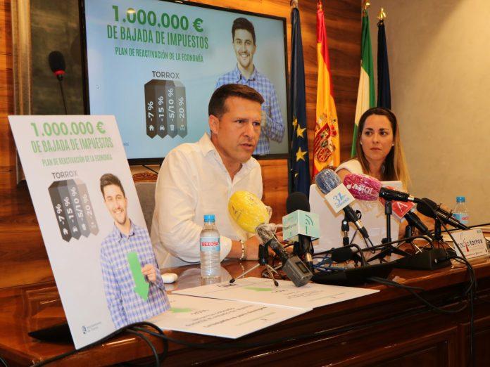El Ayuntamiento de Torrox aprobará reducir en 1 millón de euros los impuestos a sus vecinos por el COVD-19