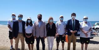 El Gobierno de Andalucía pone en marcha el Plan de Playas Seguras dotado con 34,5 millones de euros