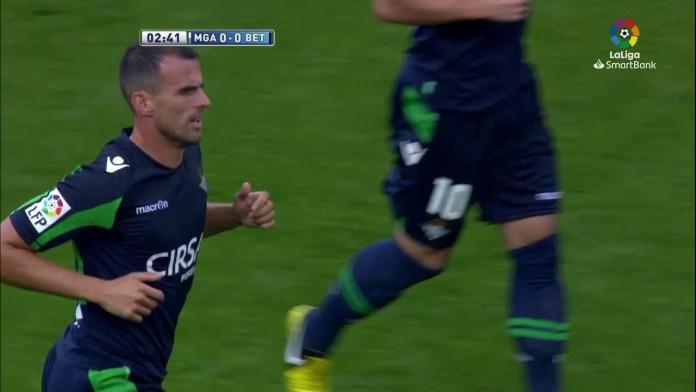 Málaga CF-Real Betis Balompié (4-0)
