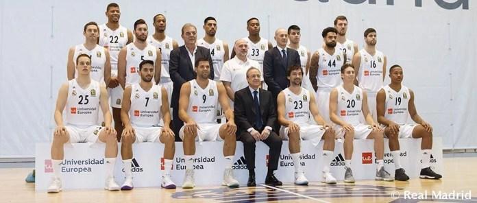 Una decena de contagiados por coronavirus en el Real Madrid de baloncesto