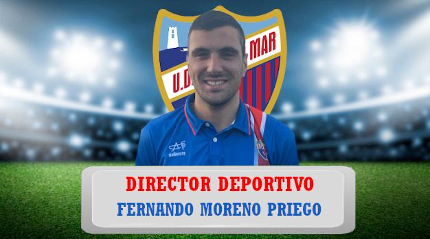 Fernando Moreno nuevo director deportivo de la Unión Deportiva Torre del Mar