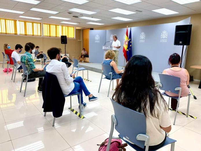 Leve descenso de los contagios de coronavirus en España: 855 nuevos positivos en 24 horas