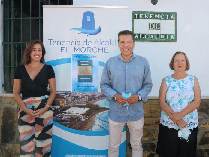La historiadora Purificación Ruiz elaborado el primer libro sobre la historia de El Morche