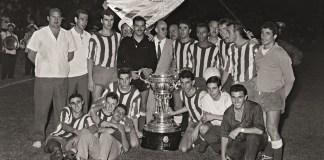 Momento histórico del Málaga CF cuando ganó al Real Madrid