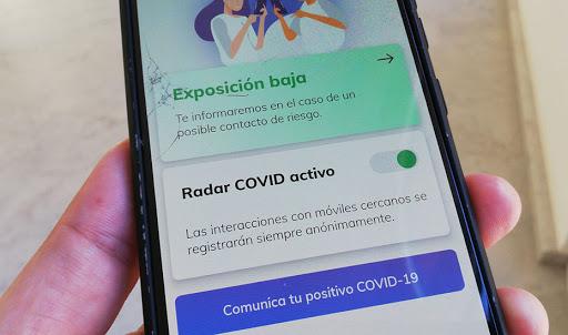 Andalucía ya tiene disponible la aplicación para el móvil «Radar Covid», destinada a evitar a la propagación del Covid-19
