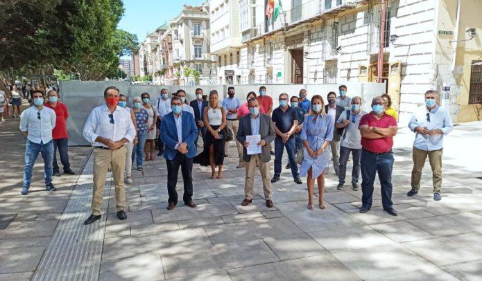 Alcaldes socialistas de Málaga ponen a disposición de la Junta instalaciones municipales para reducir la ratio de alumnos por clase en los colegios
