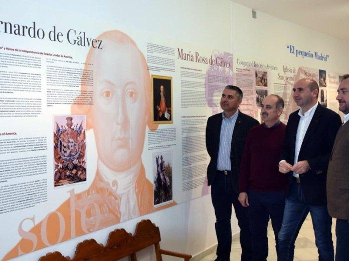 PP y Vox rechazan en el Parlamento andaluz un plan de acción de todas las administraciones públicas en torno a la figura de Bernardo de Gálvez