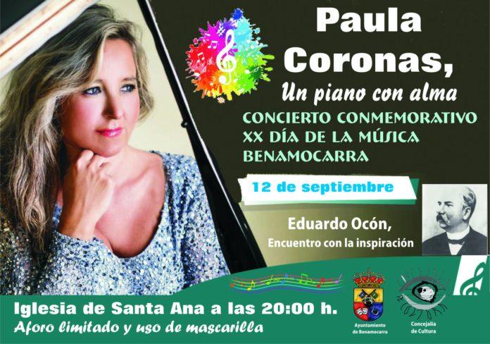 Benamocarra cancela la celebración del Día de la Música, del Premio Internacional de Pintura y de la Noche de las Candelas, por el COVID-19