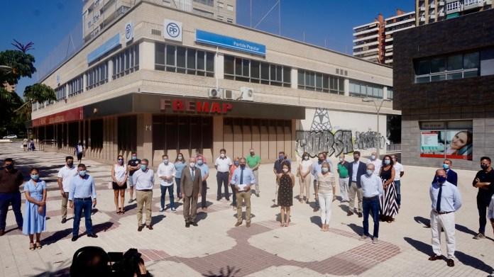 Comunicado del Partido Popular contra la expropiación de los ahorros de los Ayuntamientos