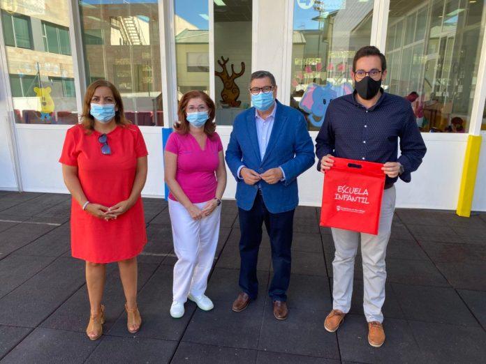 Vuelta segura a las guarderías municipales de Vélez-Málaga
