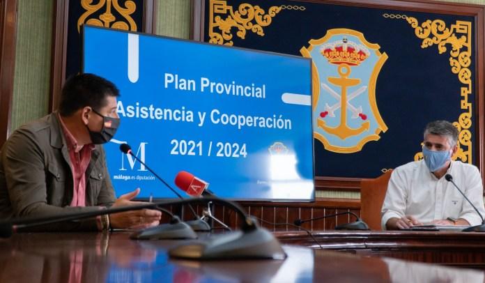 La Diputación incluirá a Nerja en su Plan de Asistencia y Cooperación a partir de 2021