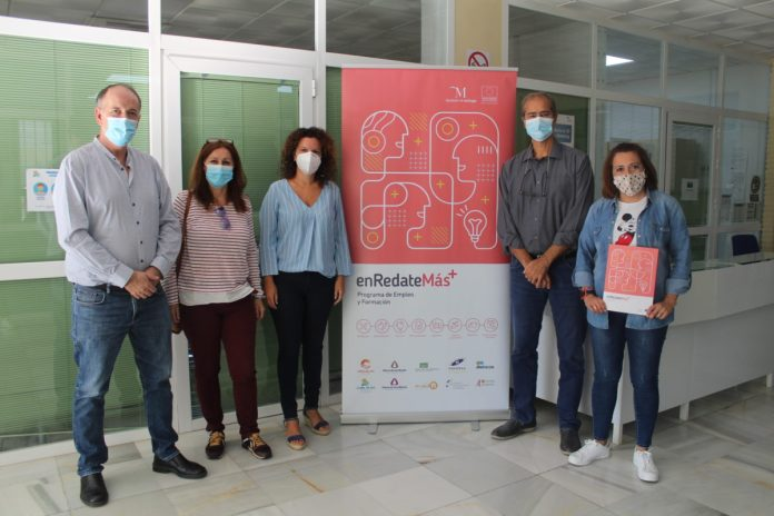 El Proyecto enRedáteMas de la Diputación de Málaga ofrecerá nueve cursos en la Axarquía para mejorar la empleabilidad