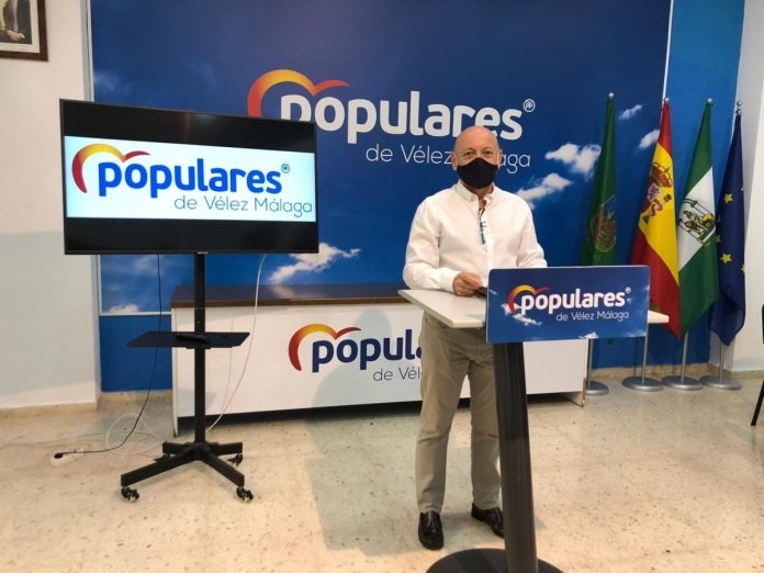 El PP de Vélez-Málaga solicita la creación de un comité de seguimiento del proyecto Edusi ante la falta de información sobre su desarrollo