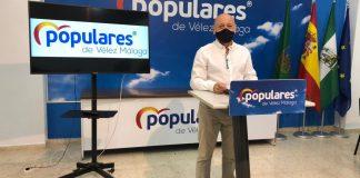 El PP de Vélez Málaga va a presentar una propuesta en el próximo pleno municipal para instar al órgano competente del Ayuntamiento a la creación de un comité de seguimiento de la Estrategia de Desarrollo Urbano Sostenible e Integrado (Edusi BIC-Vélez), proyecto que cuenta con una ayuda de 10 millones de euros procedentes de fondos europeos Feder.