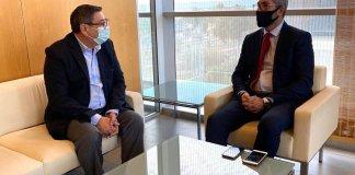 La Diputación Provincial y el Ayuntamiento de Vélez-Málaga acuerdan retrasar el Mercado Sabor a Málaga previsto para este próximo puente festivo de Todos los Santos