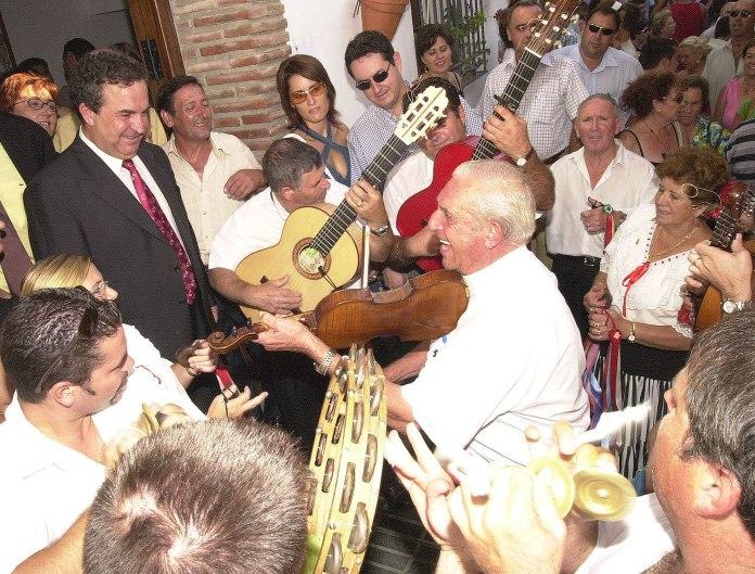 Salvador Pendón dona su importante legado de arte a El Borge