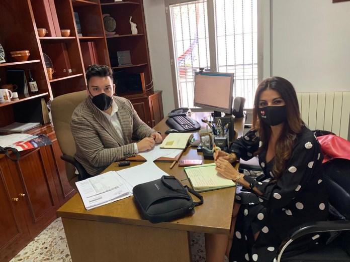 Alfarnatejo recibe ayudas de la Junta para afrontar el covid19 y mejoras en infraestructuras