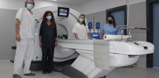 tomografía computarizada (TAC) Axarquía