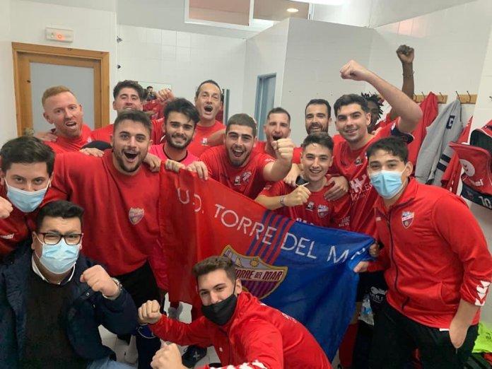 Nueva victoria para el fútbol sala de la UD Torre del Mar