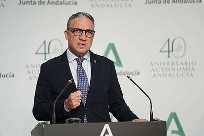 Andalucía suspende cirugías no urgentes que requieren hospitalización y habilita camas en hoteles y residencias de tiempo libre