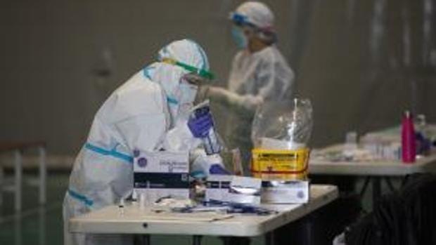 Andalucía suma este domingo, 31 de enero, 7.892 nuevos casos de coronavirus en 24 horas