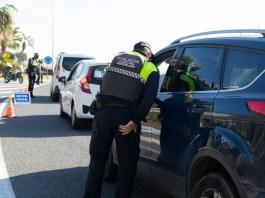Sanciones por el incumplimientos de las disposiciones reguladoras de las medidas de prevención ante la COVID-19 en Nerja