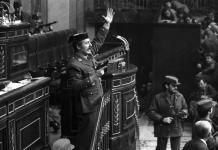 40 años del asalto al Congreso de los Diputados.