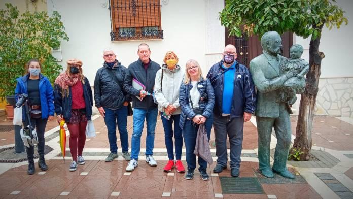 Un colectivo creado con el objetivo de mostrar la cultura de Vélez-Málaga y de la Axarquia a los extranjeros residentes en la zona.
