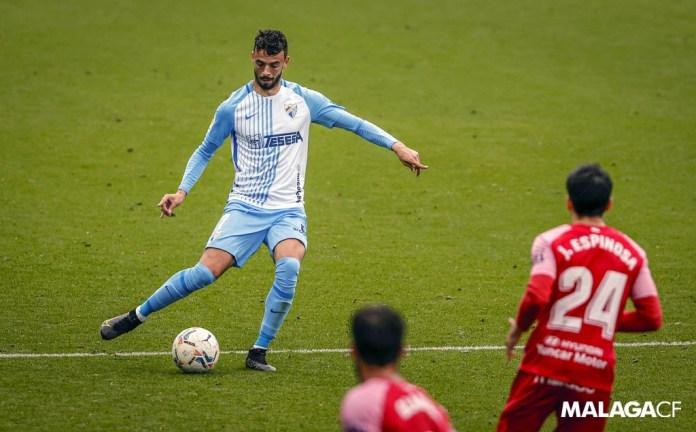 Los malaguistas no consiguieron puntuar contra el equipo madrileño, en un partido que decidió el gol de penalti de Nteka en los primeros minutos.