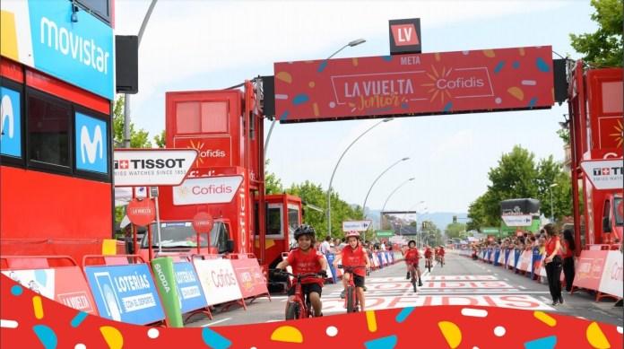 Meta inédita de la Vuelta Ciclista a España en la Axarquía-Costa del Sol.