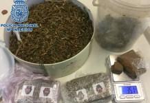 en el marco de la operación Ojeando-Heno, desarrollada en la provincia de Málaga, han detenido a tres integrantes de una organización criminal dedicada al tráfico de drogas.