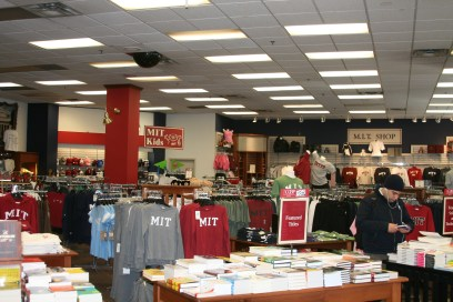 The MIT Coop bookstore