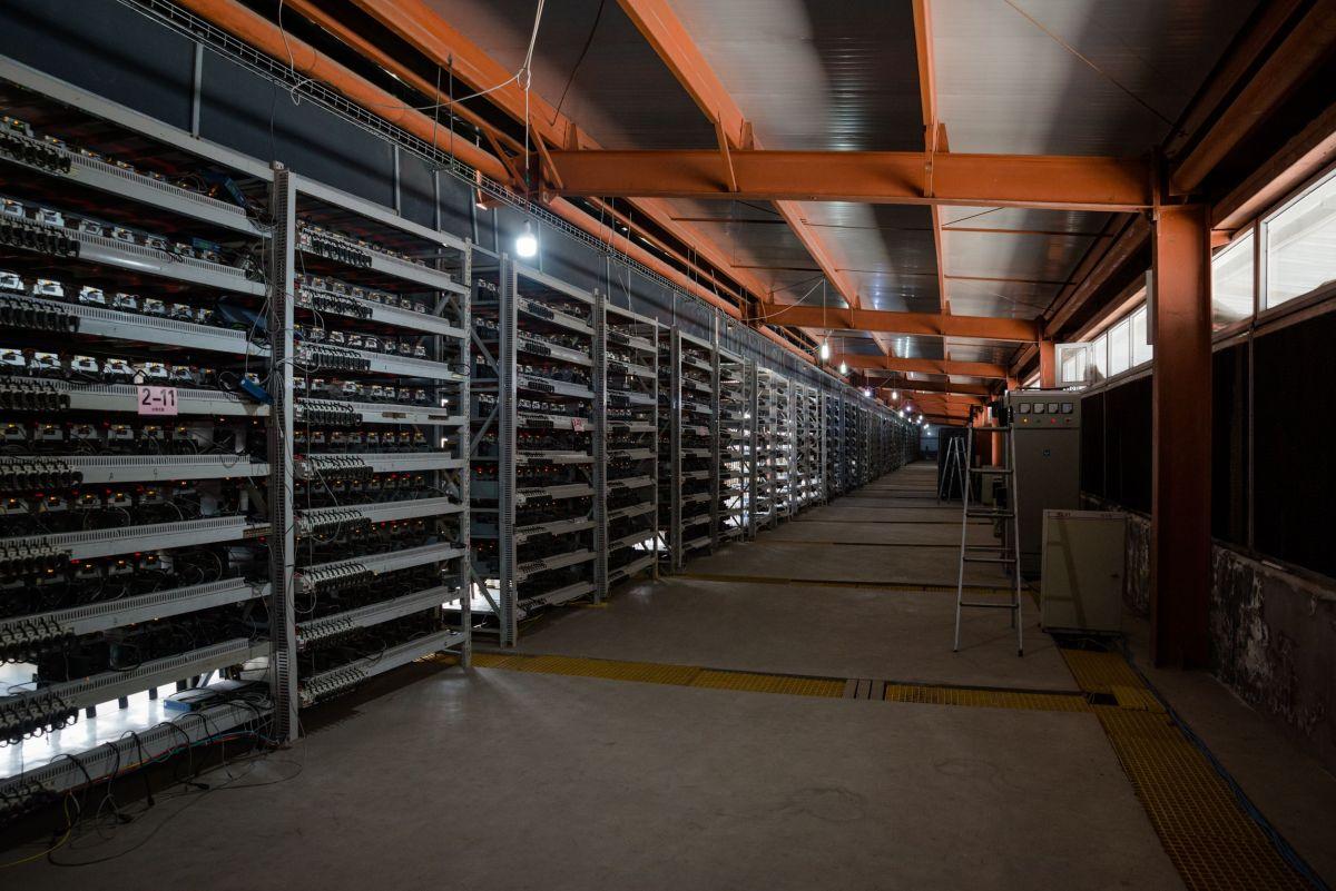 Conozca una de las minas de Bitcoin más grandes del mundo