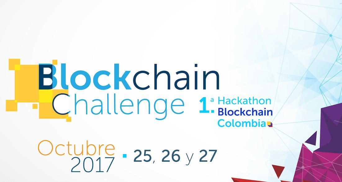 Colombia tendrá su primer Hackathon Blockchain la próxima semana