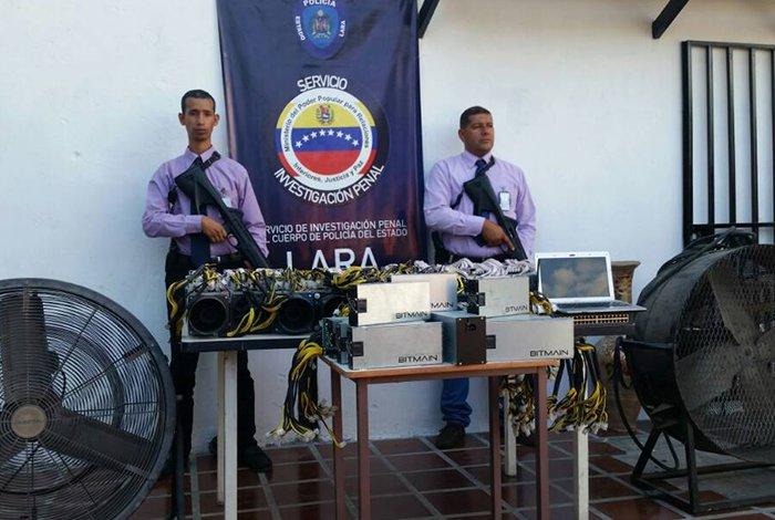 Siguen metiendo presos a mineros en Venezuela a pesar de palabras del presidente Maduro