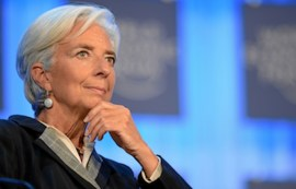 Christine Lagarde - European Central Bank