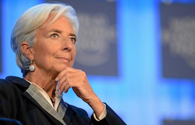 Christine Lagarde - European Central Bank