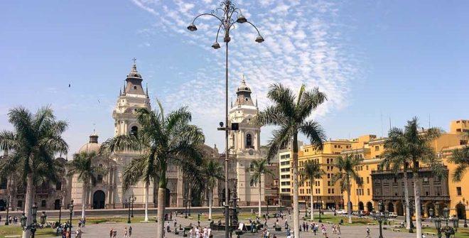 Lima Peru Corda pixabay