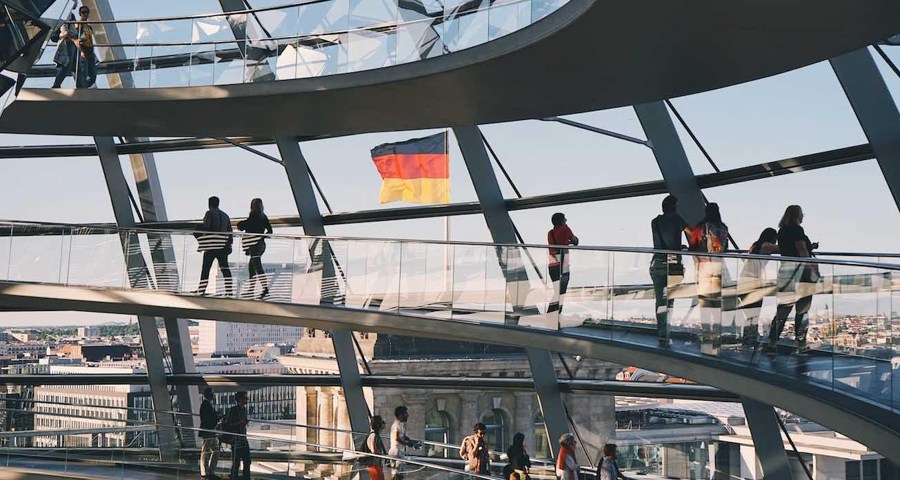Clasificación de Alemania de las criptomonedas como instrumentos financieros.