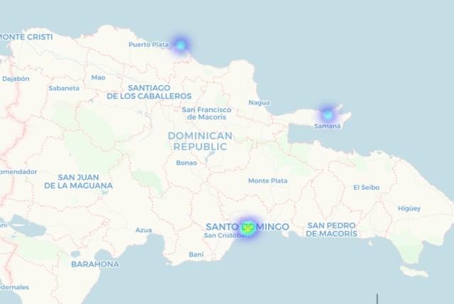 Coinmap Republica Dominicana
