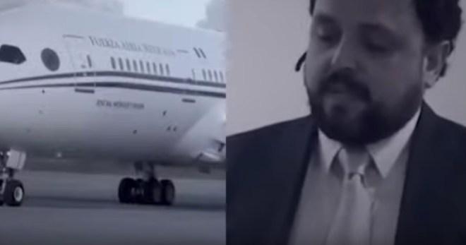 Oferta de compra de avión presidencial