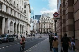 colapso económico Reino Unido