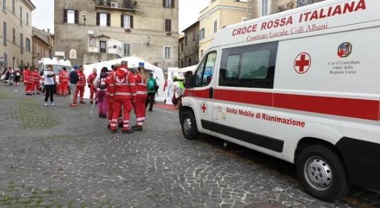 cruz roja italia coronavirus