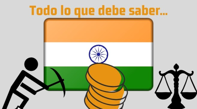 Todo sobre Bitcoin en India