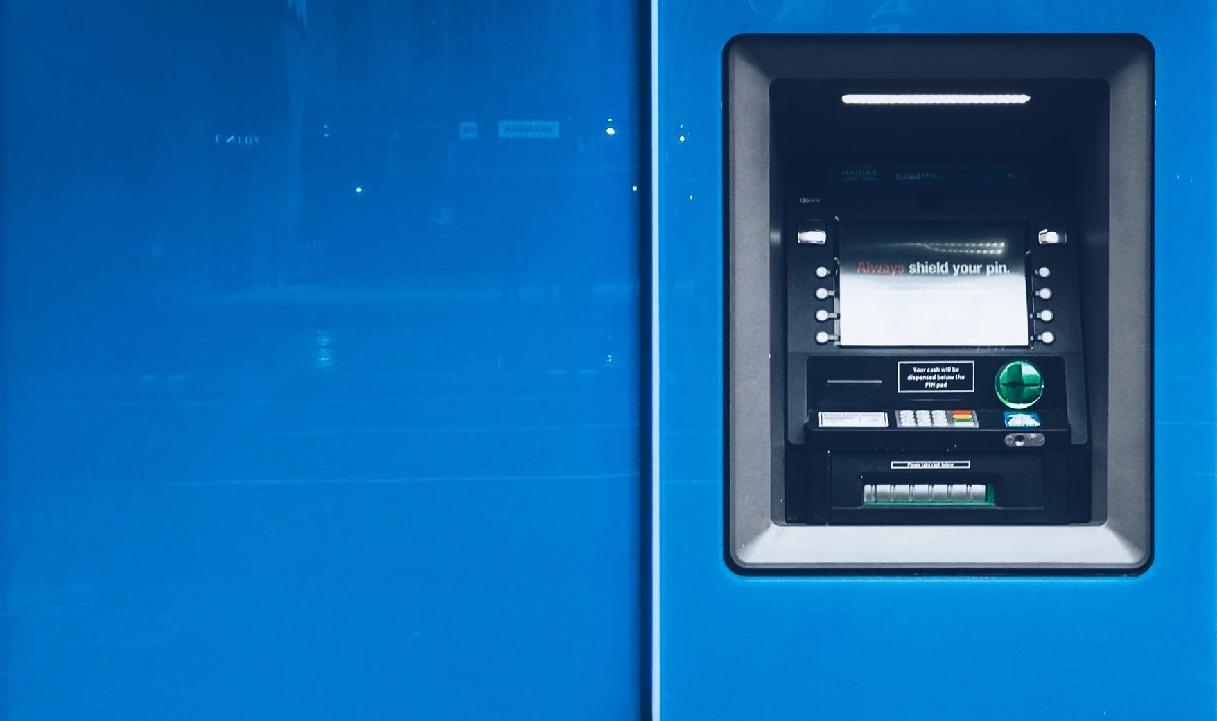 Alemania cierra cajeros ATM