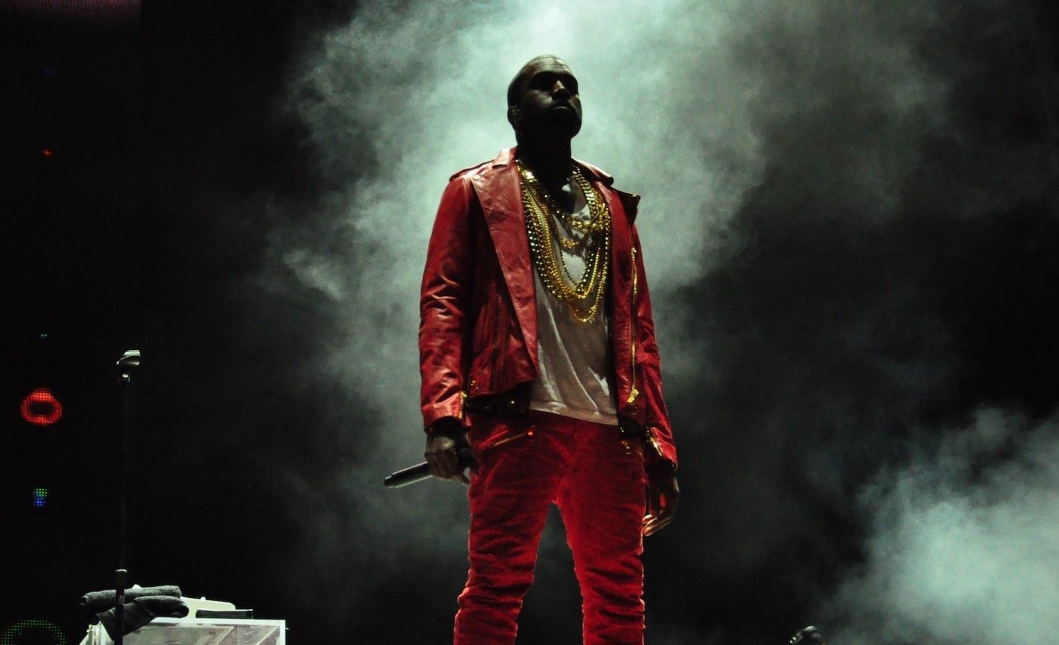 Kanye West presidencia