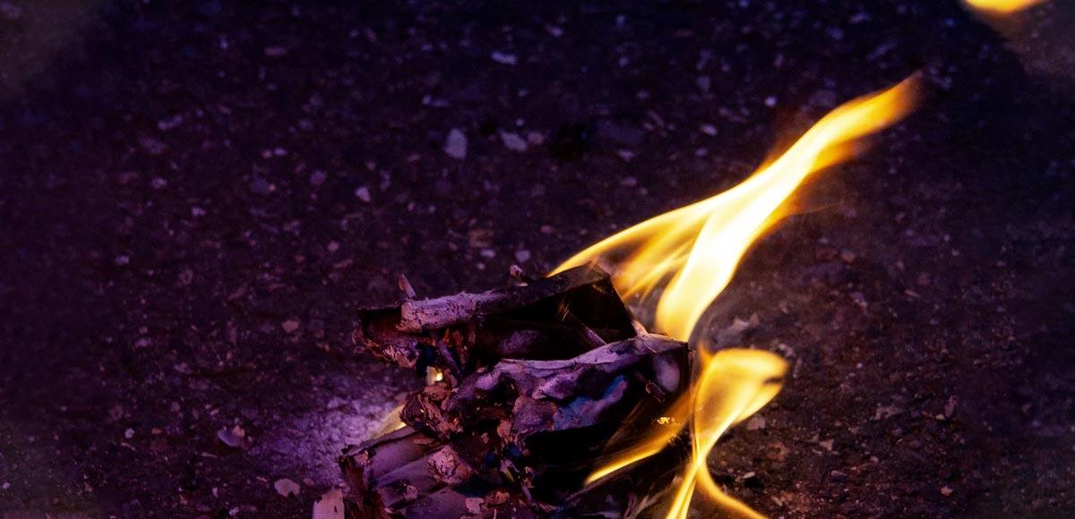 YAM se quema